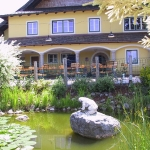 Gastgarten-Teich